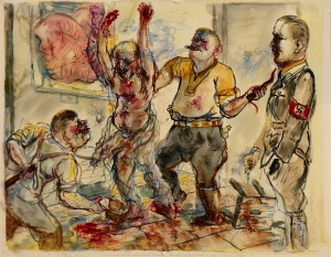 Grosz,George Interrogation