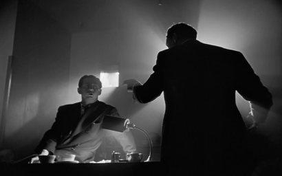 Fotograma de Ciudadano Kane, de Orson Welles.