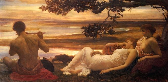 Leighton,_Frederic_-_Idyll_-_c._1880-81